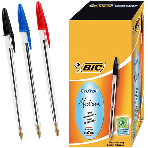 Bic Crystal Pen