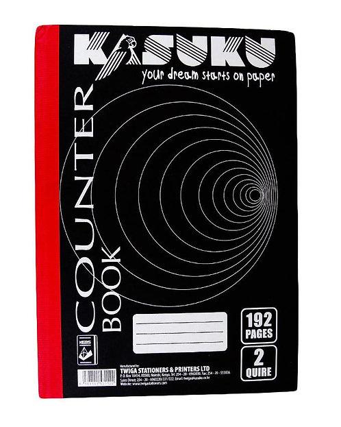 Counter Book 2 Quire