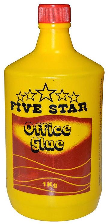 Five Star Office Glue 1Kg