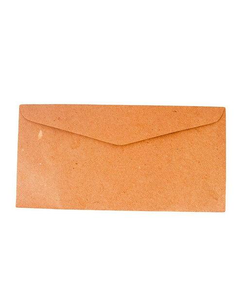 DL Brown Banker Envelope - 50 Pcs