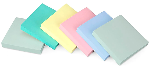Assorted Sticky Notes
