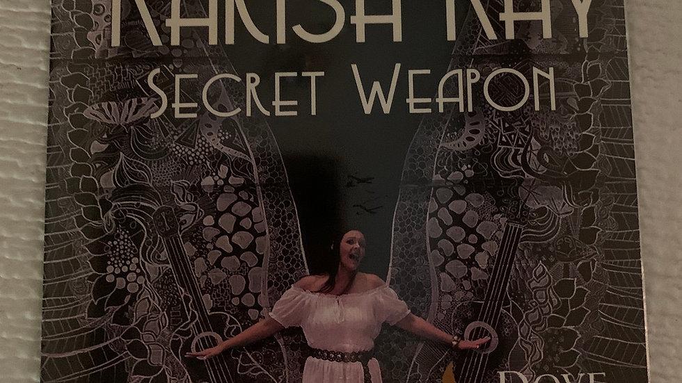 """Gospel Album """"Secret weapon"""""""