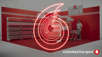 Vodafone #BeUnlimited