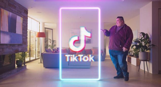 Tik Tok European Campaign