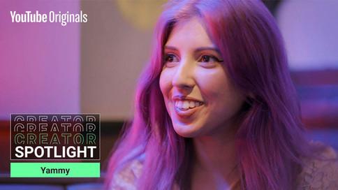 YouTube Originals   Creator Spotlight - Yammy