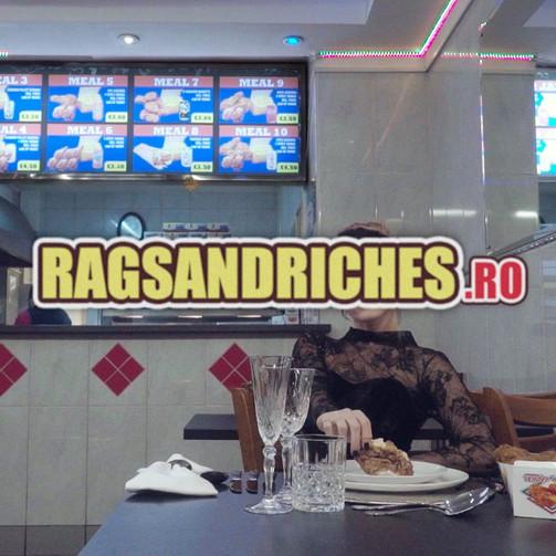 Rags & Riches Social promo