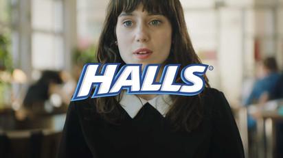 Halls TVC