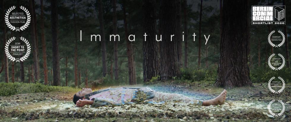 Immaturity Fashion Film