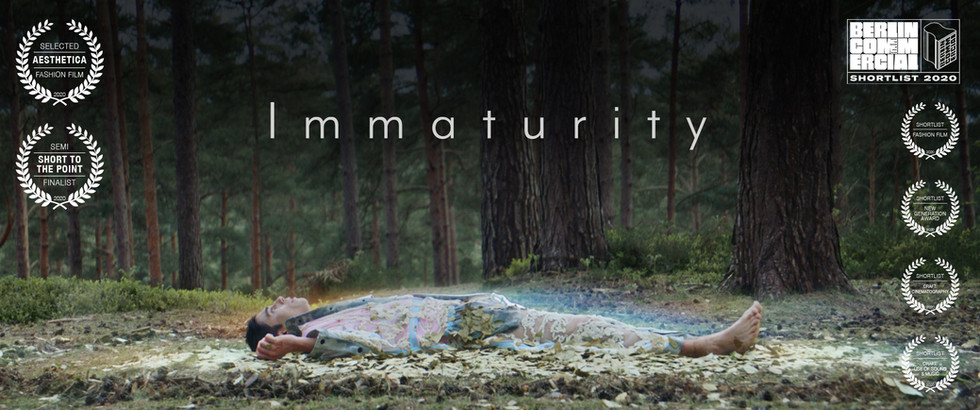 Immaturity Fashion Film