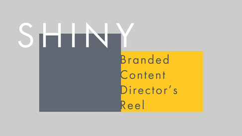 Branded Content Showreel
