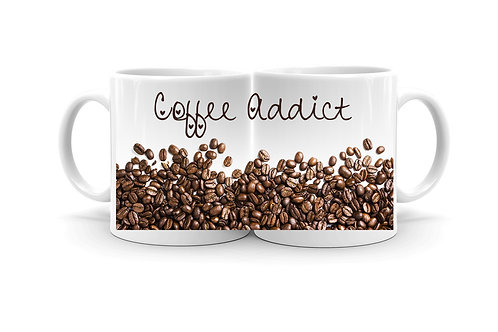 Чаша Coffee Addict