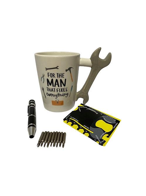 Комплект на майстора с инструменти