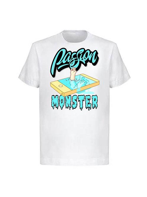 Тениска Passion Monster 3