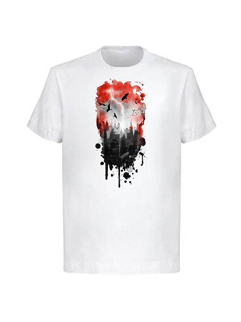 Тениска Dark City