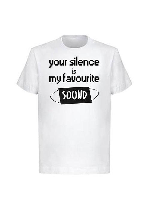 Тениска Silence