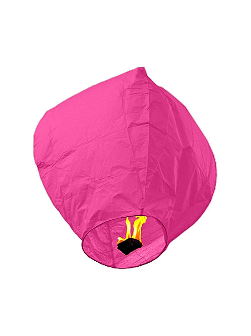 Летящ фенер Розова мечта