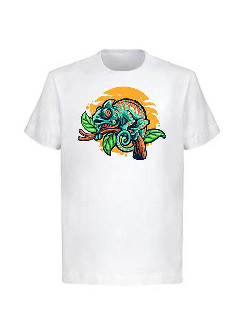 Тениска Хамелеон