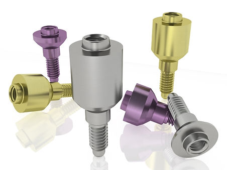 Multi Unit Abutment Mix by Skvirsky Dental Solutions