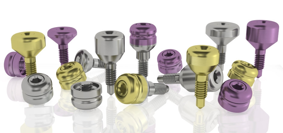 Implant Healing Caps by Skvirsky Dental Solutions