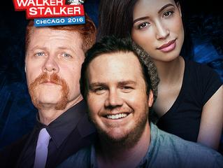 Walker Stalker Con Chicago - 2016