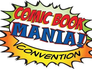 Comic Book Mania Convention