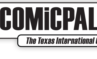 Canceled appearance at COMiCPALOOZA in Texas June 17 - 19, 2016