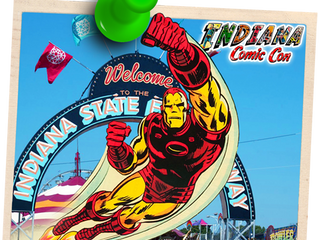 Indiana Comic Con - April 29-May 1, 2016