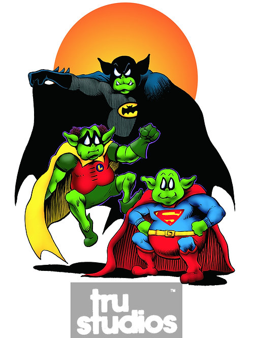 World's Finest Trollords print