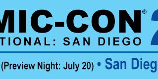San Diego Comic-Con 2016 - July 21-24
