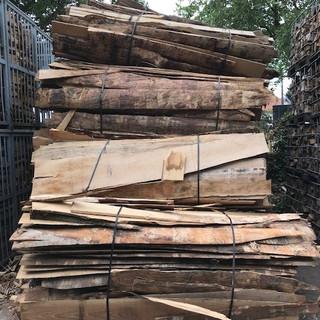 Planken hout