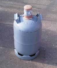 Gaz propane 11 kg