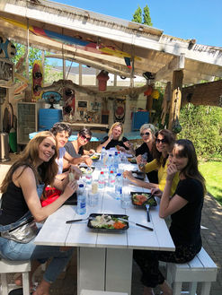 E5-team lunch