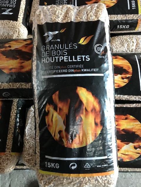DIN+ pellets