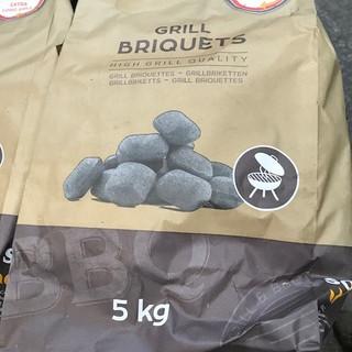 Houtskool 5 kg