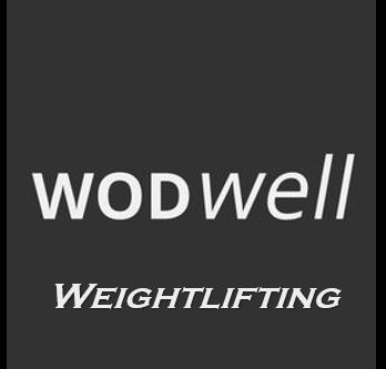 WODWell Weightlifting WODs