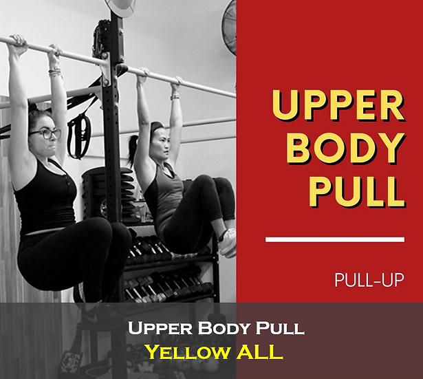 Upper Body Pull Yellow ALL