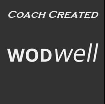 WODWell Coach Creation WODs