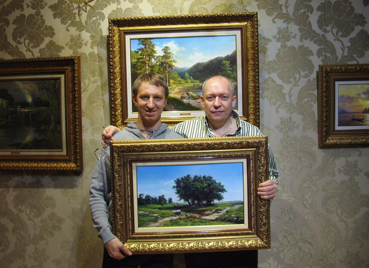 С Михаилом Сатаровым-моим учителем