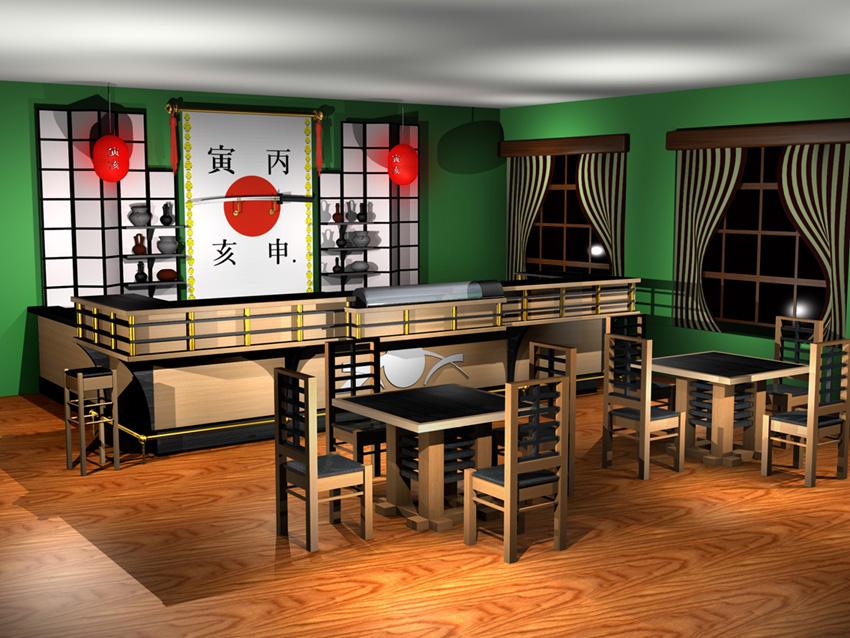 Суши-бар (г. Ярославль)
