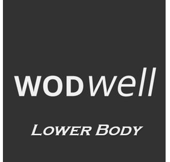 WODWell Lower Body WODs