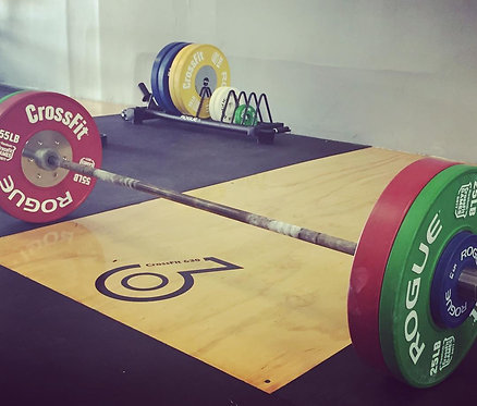 Nate Steele - Olympic Lifting for Beginners