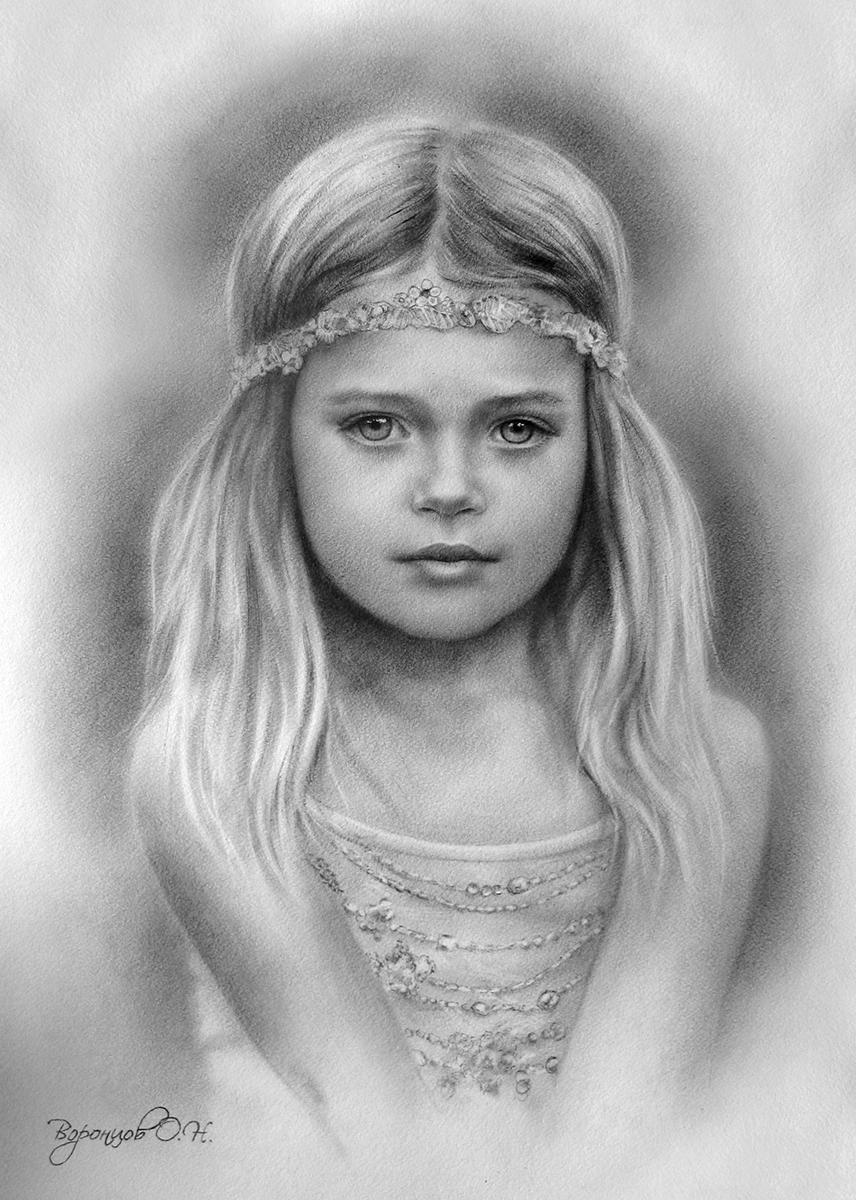 """""""Детский портрет"""""""