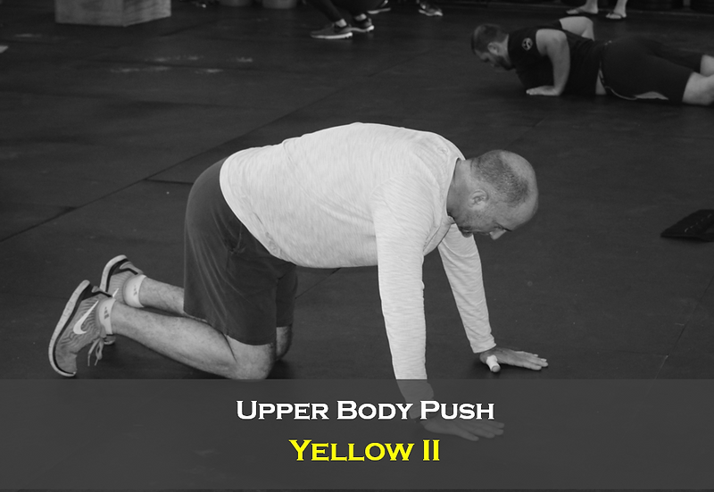 Upper Body Push (Male) Yellow II