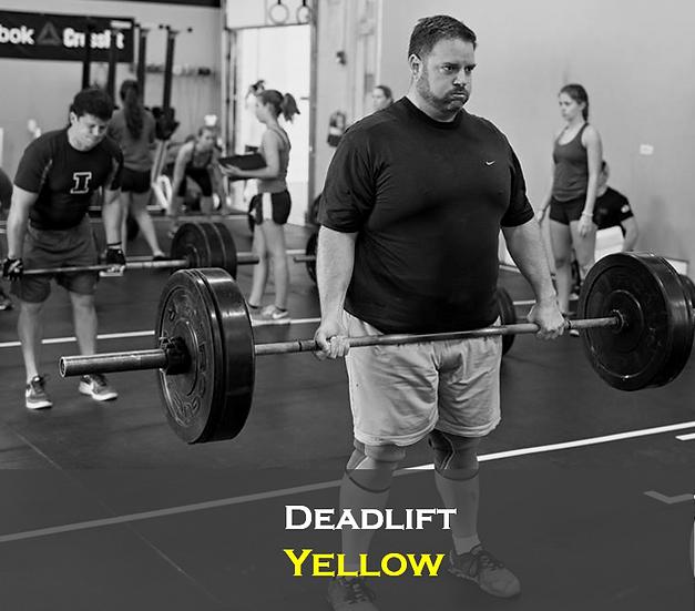 Deadlift Yellow