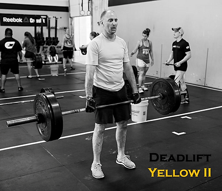 Deadlift Yellow II