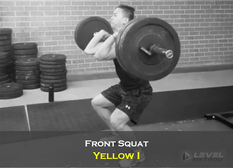 Front Squat Yellow I