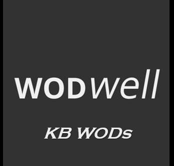 WODWell Kettlebell WODs
