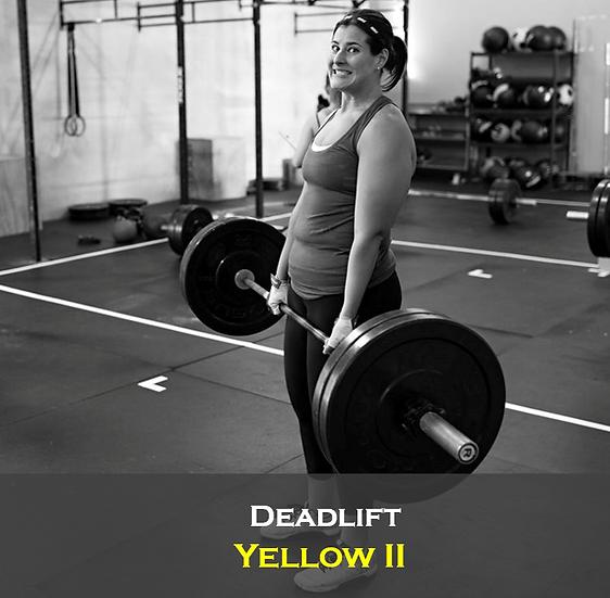 Deadlift Yellow II