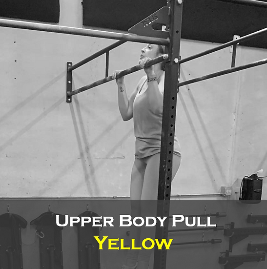 Upper Body Pull Yellow