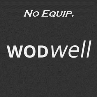WODWell No Equipment/Bodyweight WODs